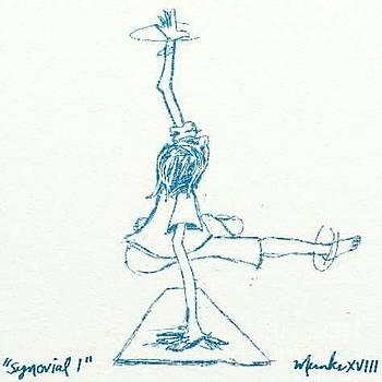 Synovial 1 by John Stillmunks