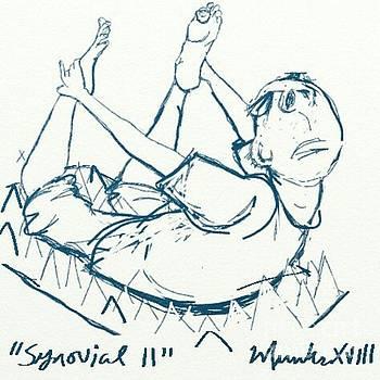 Synovial 11 by John Stillmunks