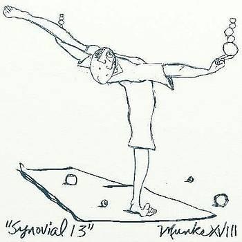 Synovial 13 by John Stillmunks