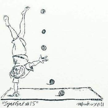 Synovial 15 by John Stillmunks
