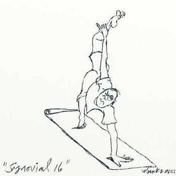 Synovial 16 by John Stillmunks