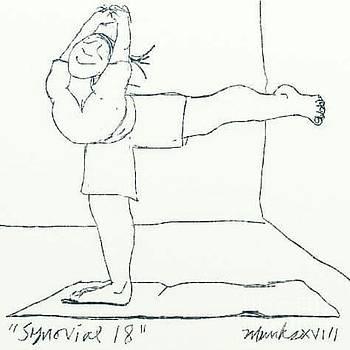 Synovial 18 by John Stillmunks