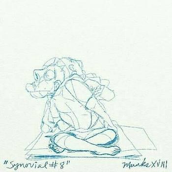 Synovial 8 by John Stillmunks