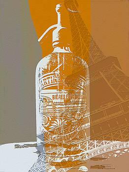 Joost Hogervorst - Syphon bottle avec Eifel