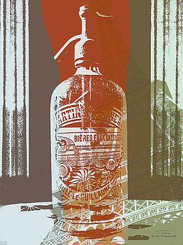 Joost Hogervorst - Syphon bottle avec Eifel Paris