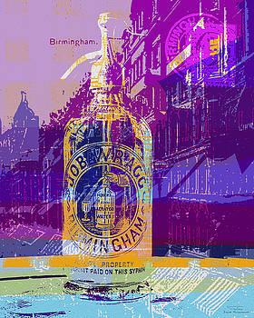 Joost Hogervorst - Siphon bottle Job Wragg Birmingham