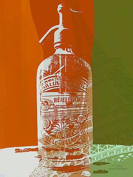 Joost Hogervorst - Syphon bottle Martin Chesneau vert