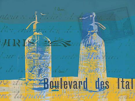 Joost Hogervorst - Syphon bottles Boulevard des Italiens 2