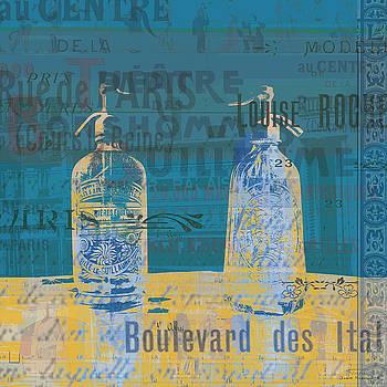 Joost Hogervorst - Syphon bottles Boulevard Louise