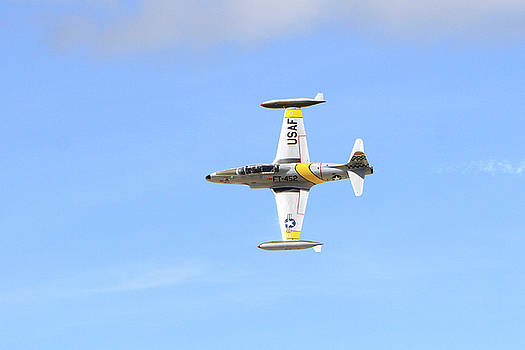 T-33 in the Sky by Shoal Hollingsworth