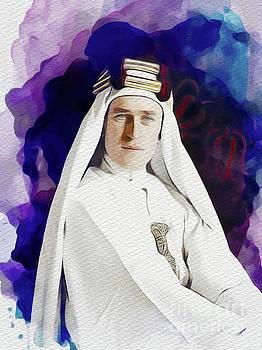 John Springfield - T. E. Lawrence of Arabia