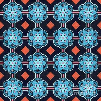 T J O D 44 Arrangement Multiplied by Helena Tiainen
