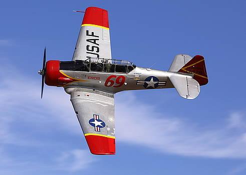 John King - T6 at Reno Air Races