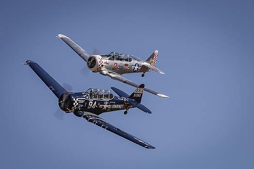 John King - T6s at Reno Air Races