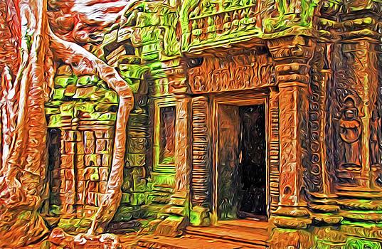 Dennis Cox - Ta Prohm Temple