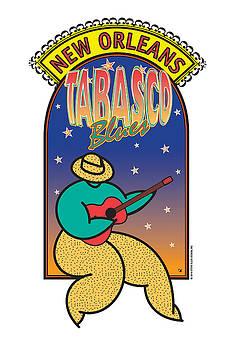 Tabasco Blues by Steve Ellis