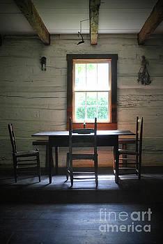 Jost Houk - Table Awaits