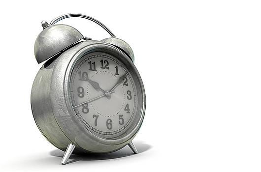 Table Clock by Allan Swart