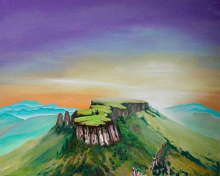 Table Rock by Ross Wood