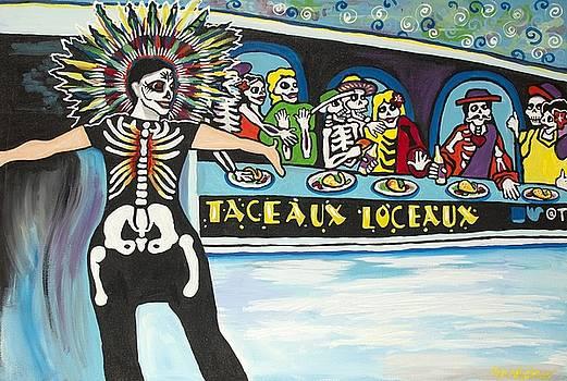 Taceaux Loceaux by Mardi Claw