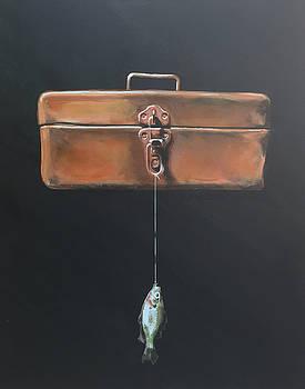 Tackle Box by Jeffrey Bess