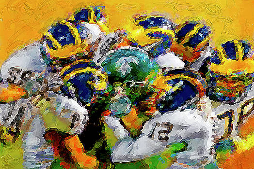 Tackle Tackle Sparty by John Farr