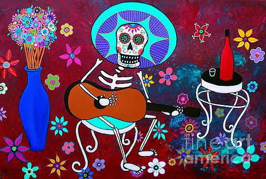 Taco Diablo Serenata by Pristine Cartera Turkus