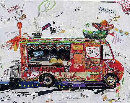 Taco Truck by Suzy Pal Powell