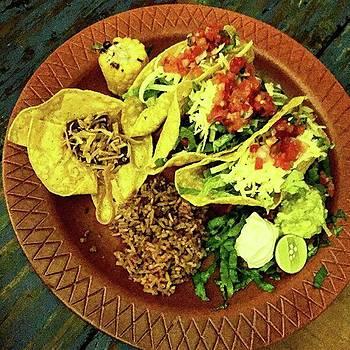 Tacos La Mexicana by Arya Swadharma