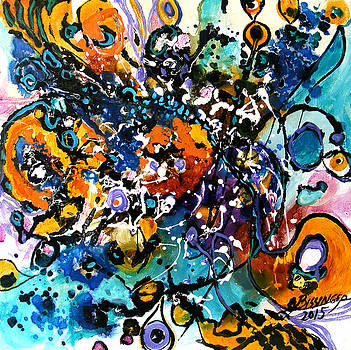 Tacutele priviri by Elena Bissinger