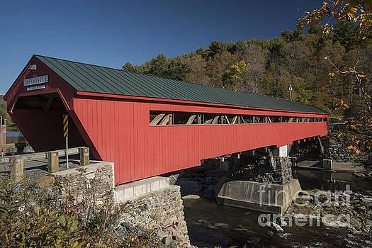 Bob Phillips - Taftville Covered Bridge