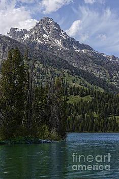 Tim Moore - Taggart Lake in Grand Teton National Park