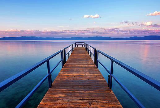 Tahoe Bliss by Brad Scott