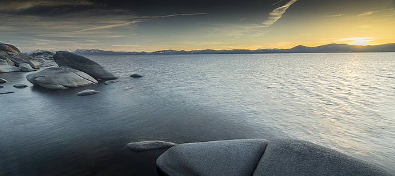 Tahoe Blue by Eric Thomson