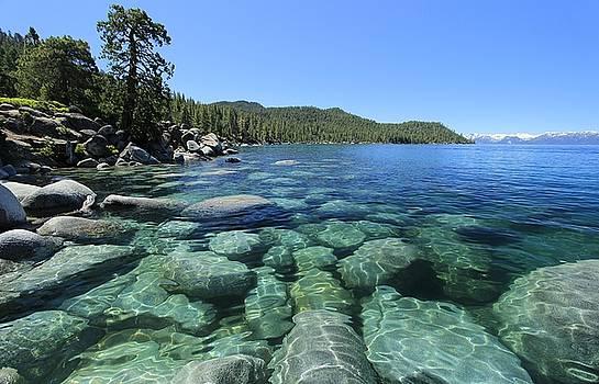 Tahoe Blue by Sean Sarsfield