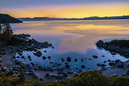 Tahoe Secret Sunsets by Brandon McClintock