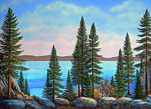 Frank Wilson - Tahoe Shore