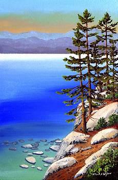 Frank Wilson - Tahoe Shore Pines