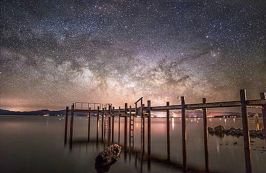 Tahoe Sky by Tony Fuentes
