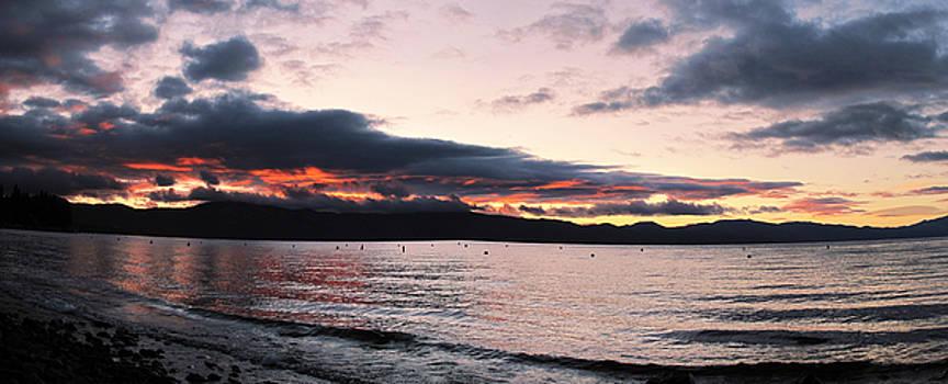 Larry Darnell - Tahoe Sunrise