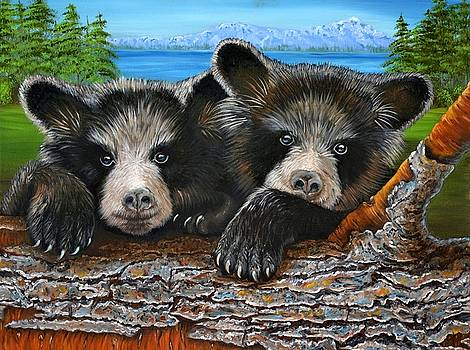 Tahoe Twins by Sherry Cullison