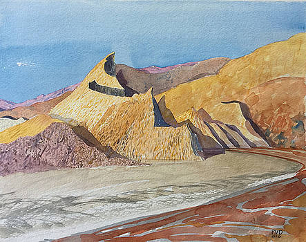 Tahquitz Sunrise by Vaughan Davies