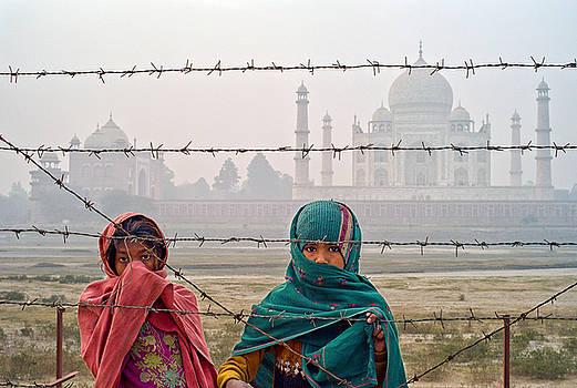 Taj Mahal II by Tina Manley