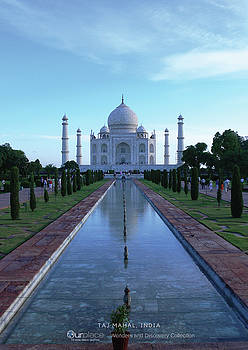Taj Mahal, India by OurPlace World Heritage