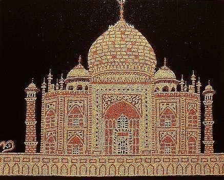 Taj Mahal by Kovats Daniela