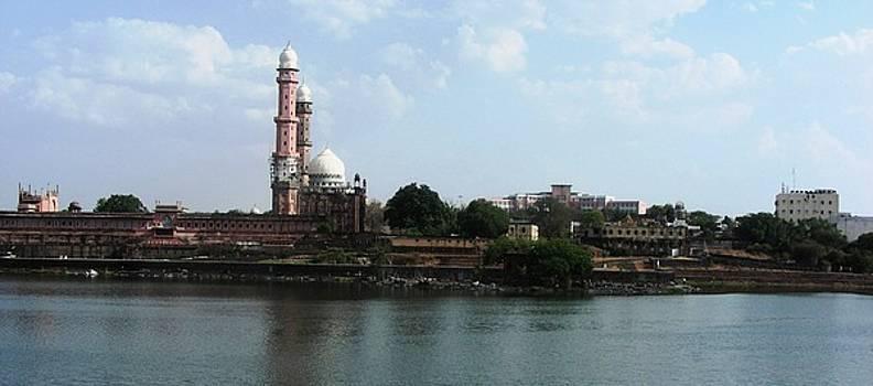 Tajul Masajid Panorama by Mohammed Nasir