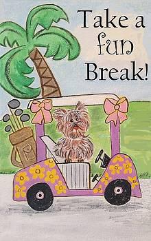 Take a Fun Break by Diane Pape