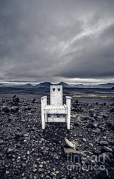 Take A Seat Iceland by Edward Fielding