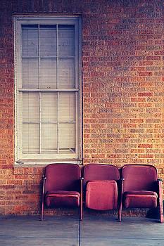 Take a Seat by Trish Mistric
