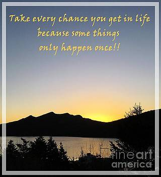 Barbara Griffin - Take Every Chance You get